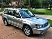 2004 subaru Subaru Forester 2.5XT AWD